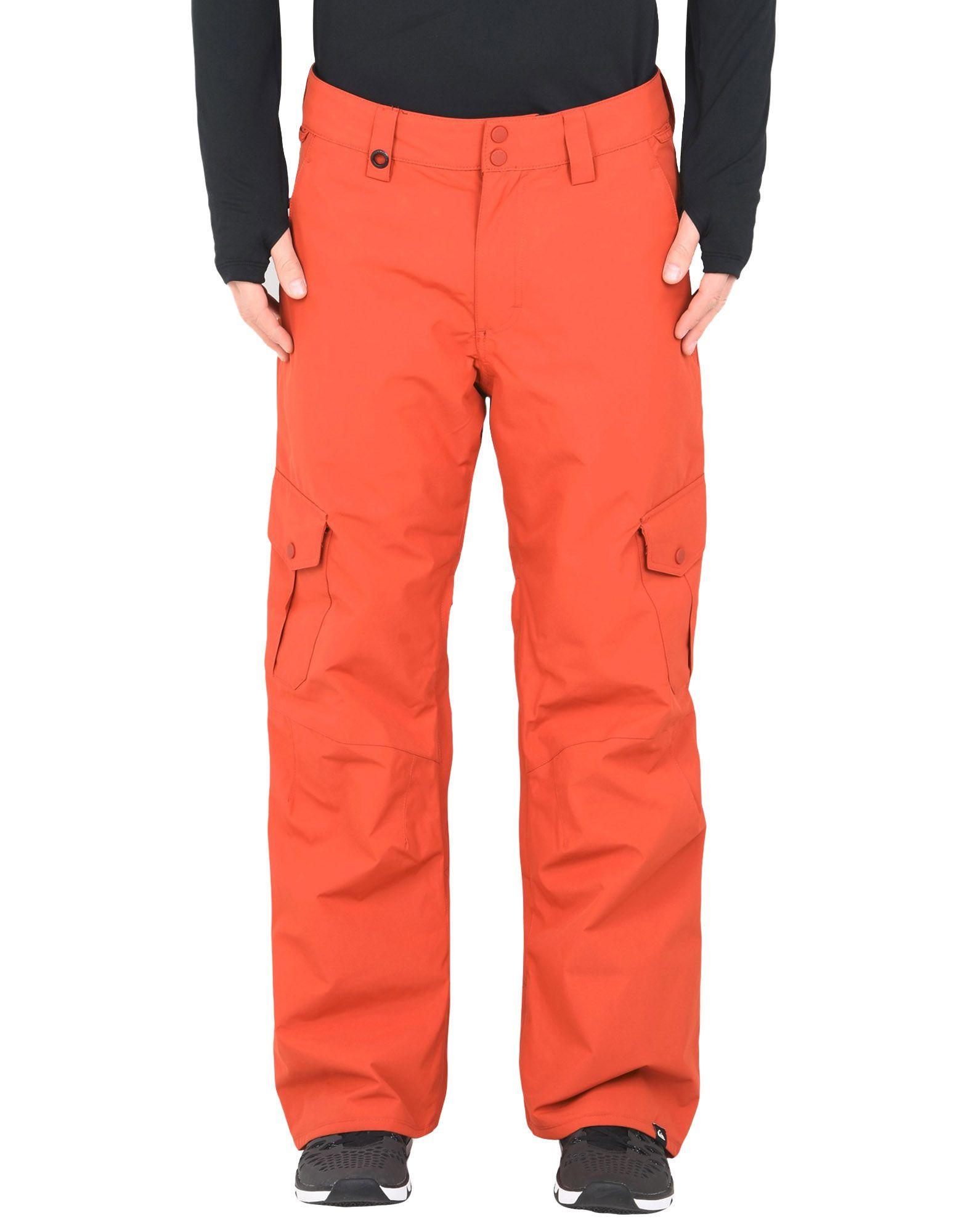 QUIKSILVER Лыжные брюки футболка спортивная quiksilver quiksilver qu192emruf29