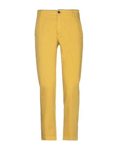Фото - Повседневные брюки от DEPARTMENT 5 цвет охра