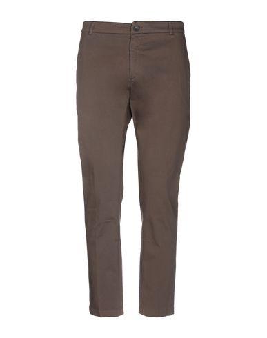 Фото - Повседневные брюки от DEPARTMENT 5 темно-коричневого цвета