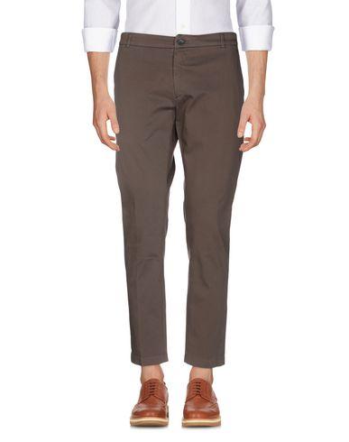Фото 2 - Повседневные брюки от DEPARTMENT 5 темно-коричневого цвета