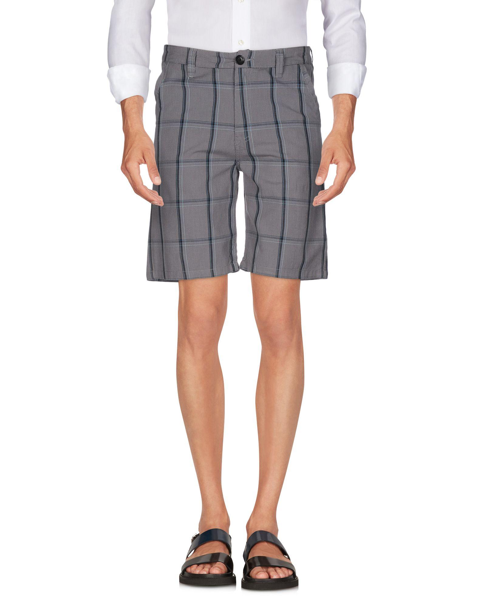 BURTON Shorts & Bermuda in Grey