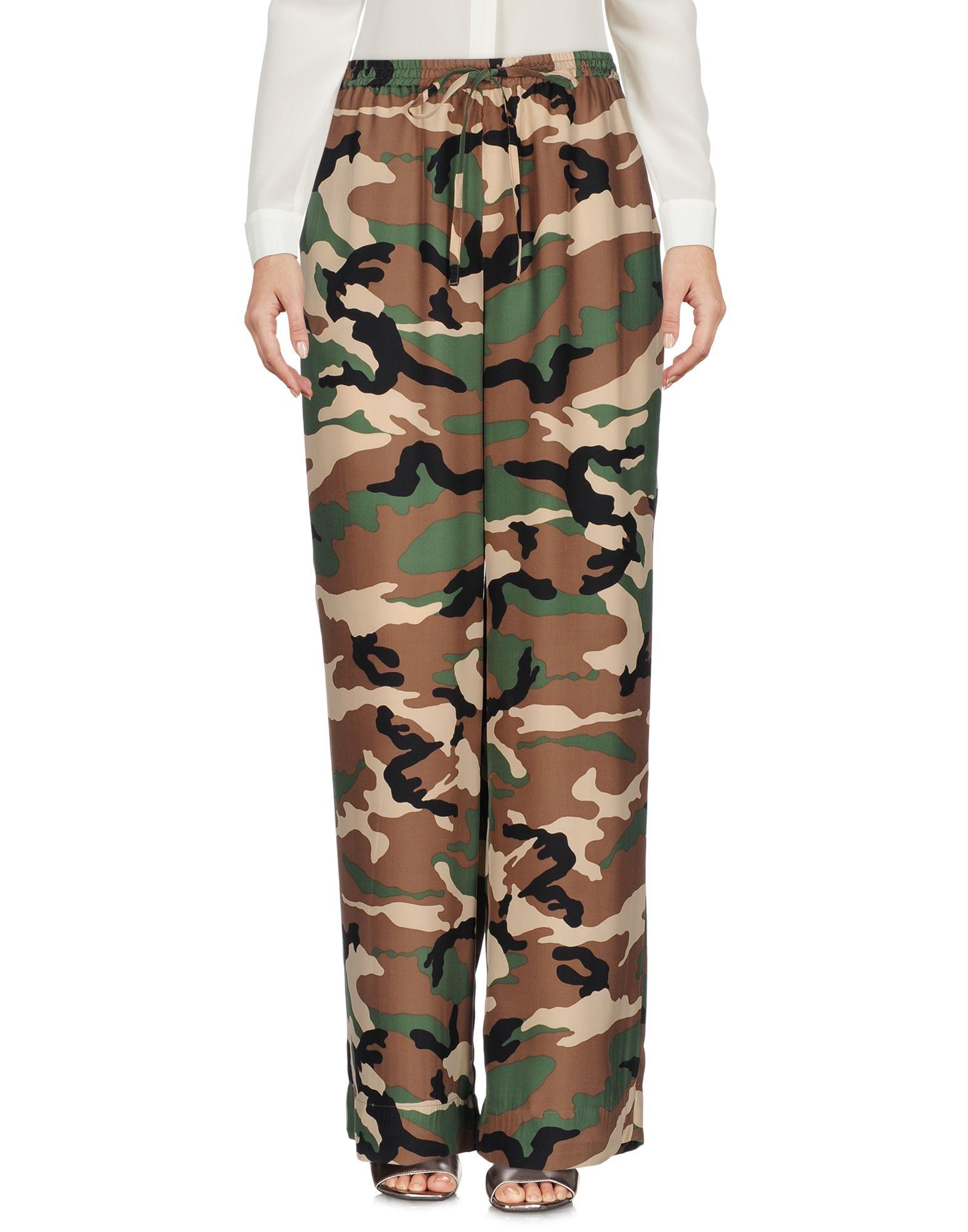 P.A.R.O.S.H. Повседневные брюки повседневные платья