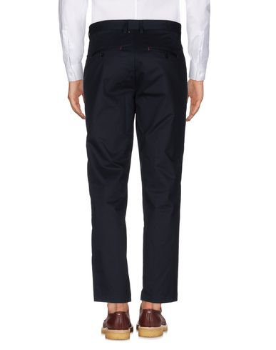 Фото 2 - Повседневные брюки от ALLIEVI темно-синего цвета