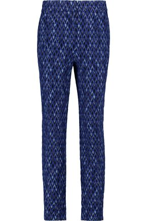 MISSONI Crochet-knit tapered pants