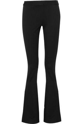 PIERRE BALMAIN Stretch-ponte bootcut pants