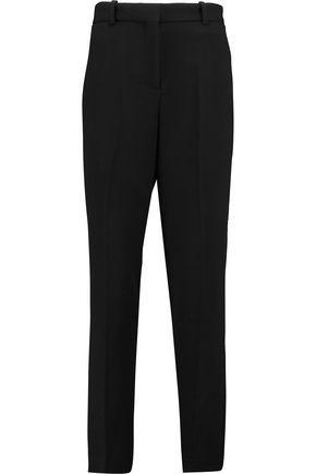 MAJE Crepe tapered pants