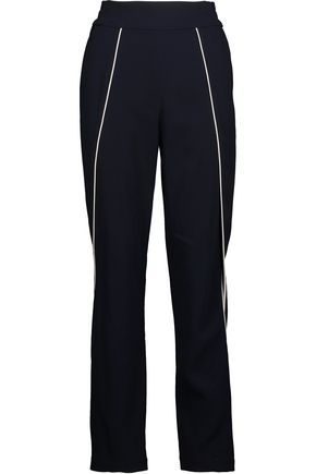 JONATHAN SIMKHAI Crepe tapered pants