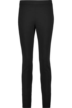 PROENZA SCHOULER Stretch-wool crepe slim-leg pants