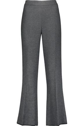 GIAMBATTISTA VALLI Twill bootcut pants