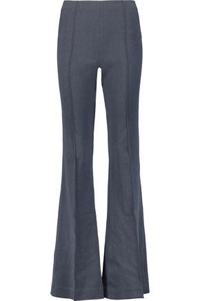 BY MALENE BIRGER Rhise stretch-twill bootcut pants
