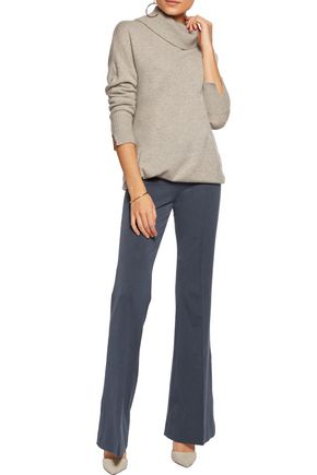 BY MALENE BIRGER Rhise stretch-twill bootcut pants