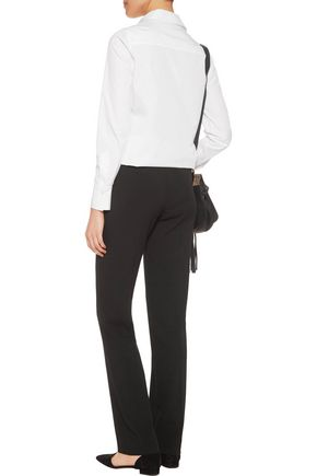 SEE BY CHLOÉ Crepe straight-leg pants
