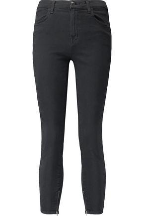 J BRAND Maria twill skinny pants