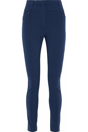 LANVIN Stretch-ponte slim-leg pants