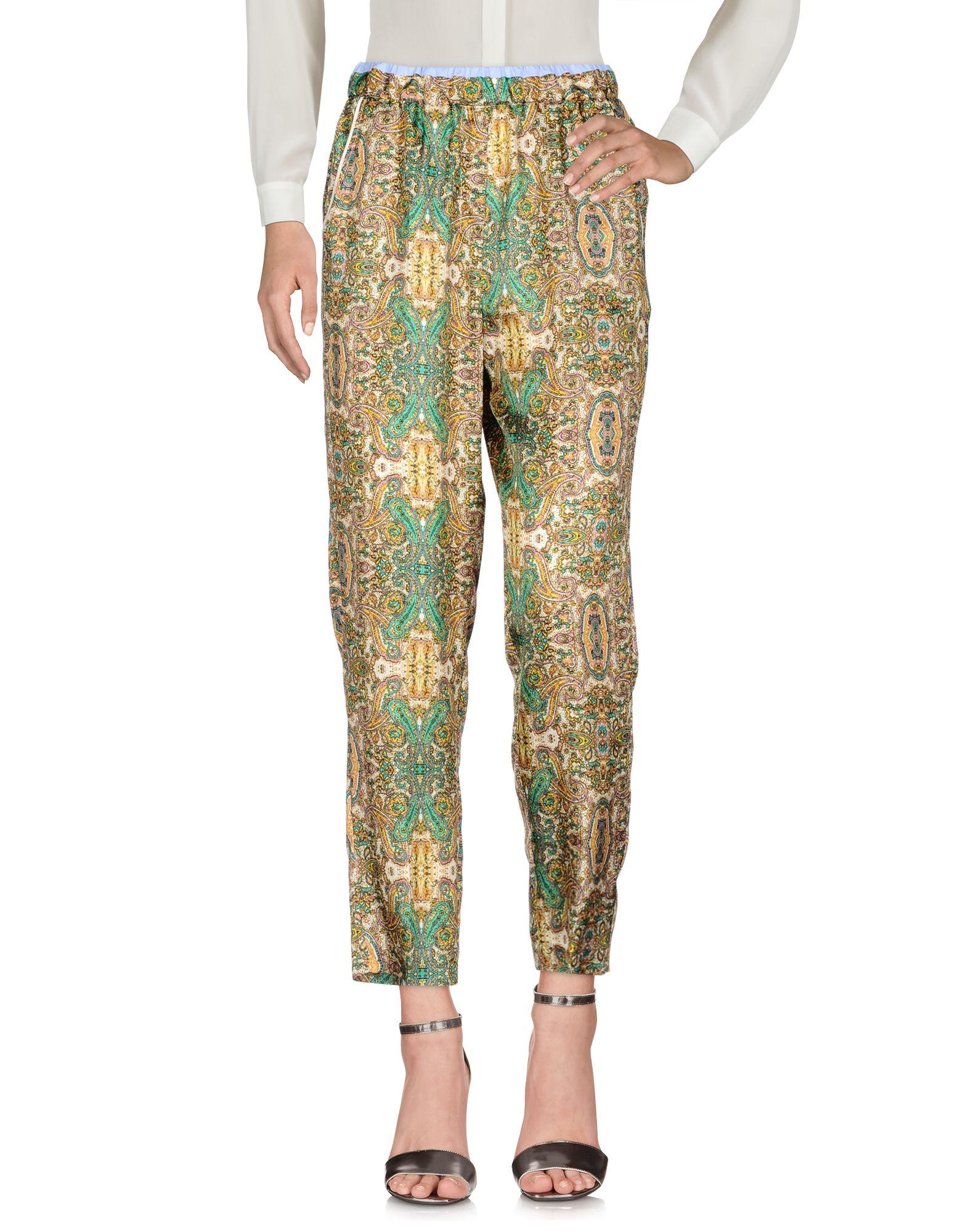 JUCCA Повседневные брюки повседневные платья