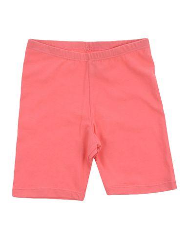 Фото - Повседневные шорты кораллового цвета