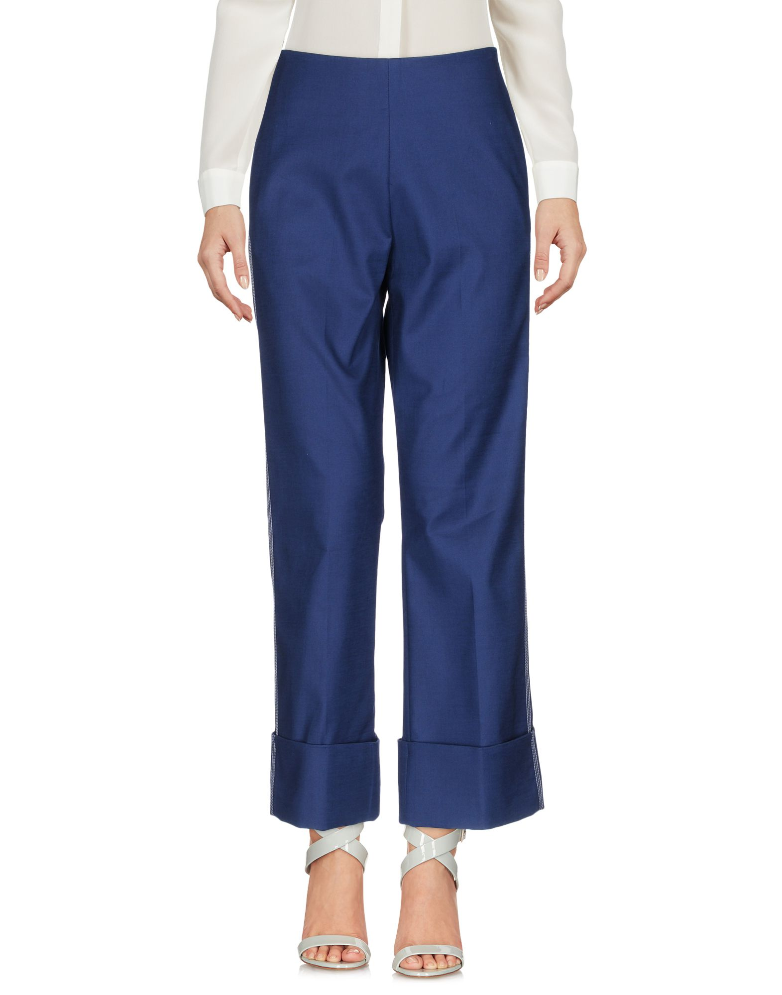 AQUILANO-RIMONDI Повседневные брюки aquilano rimondi рубашка с короткими рукавами