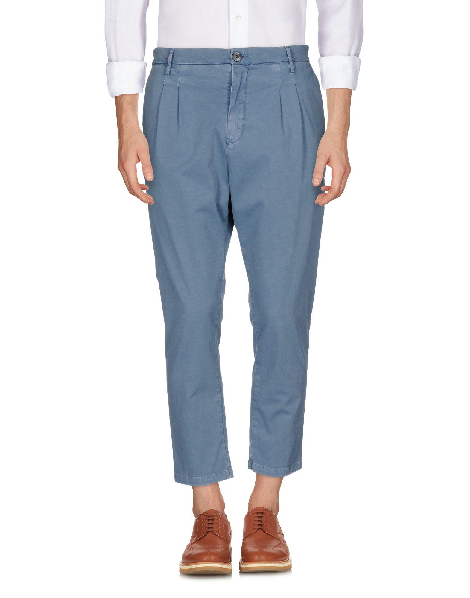 AGLINI Повседневные брюки брюки topman topman to030empch59