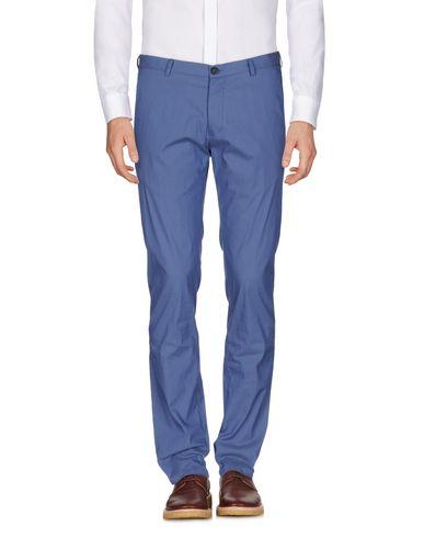 Фото - Повседневные брюки от CHRISTIAN PELLIZZARI грифельно-синего цвета