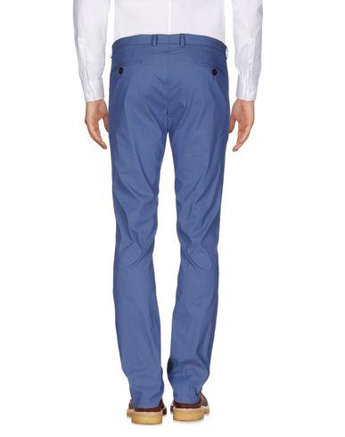 Фото 2 - Повседневные брюки от CHRISTIAN PELLIZZARI грифельно-синего цвета
