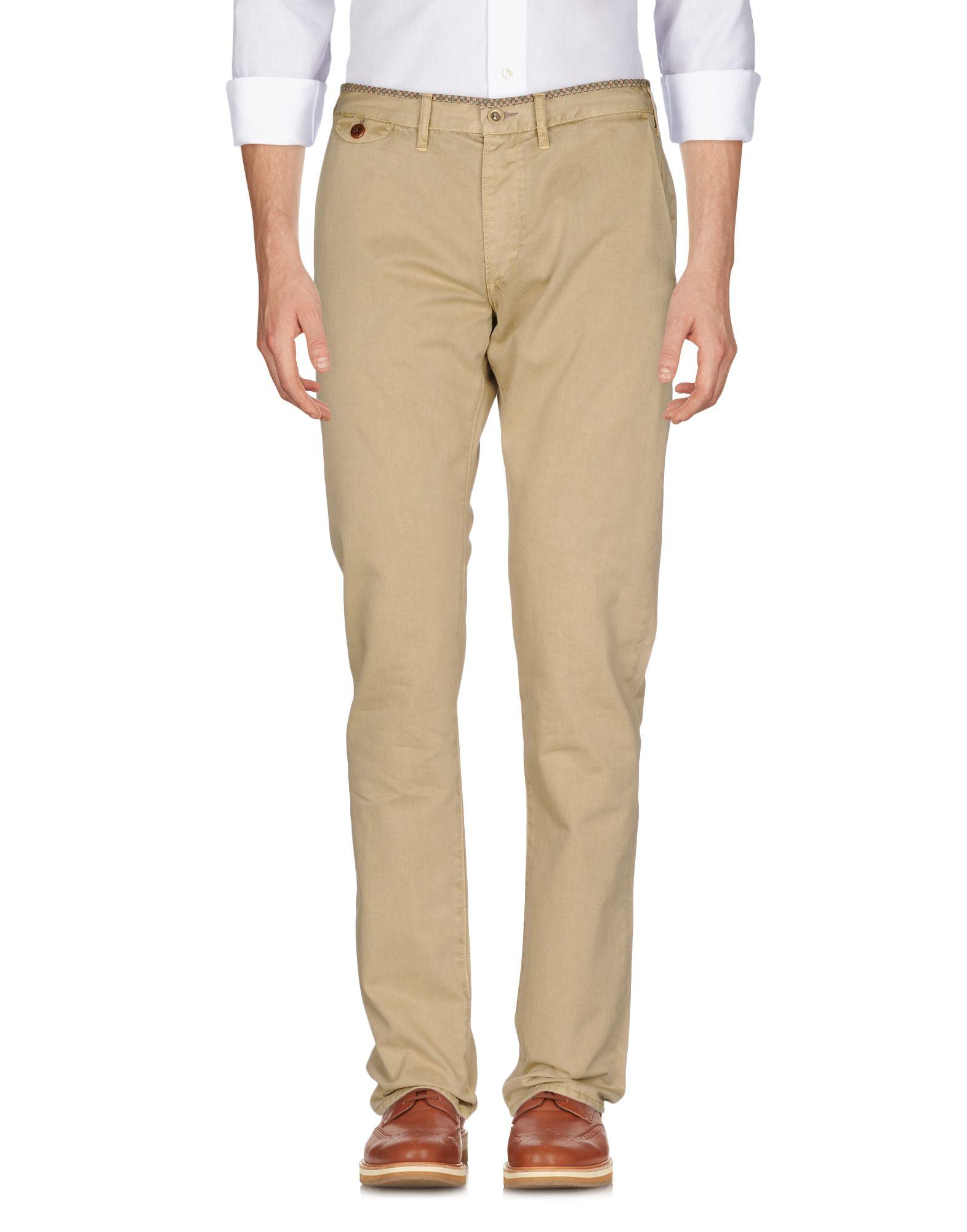 где купить PAUL SMITH Повседневные брюки по лучшей цене