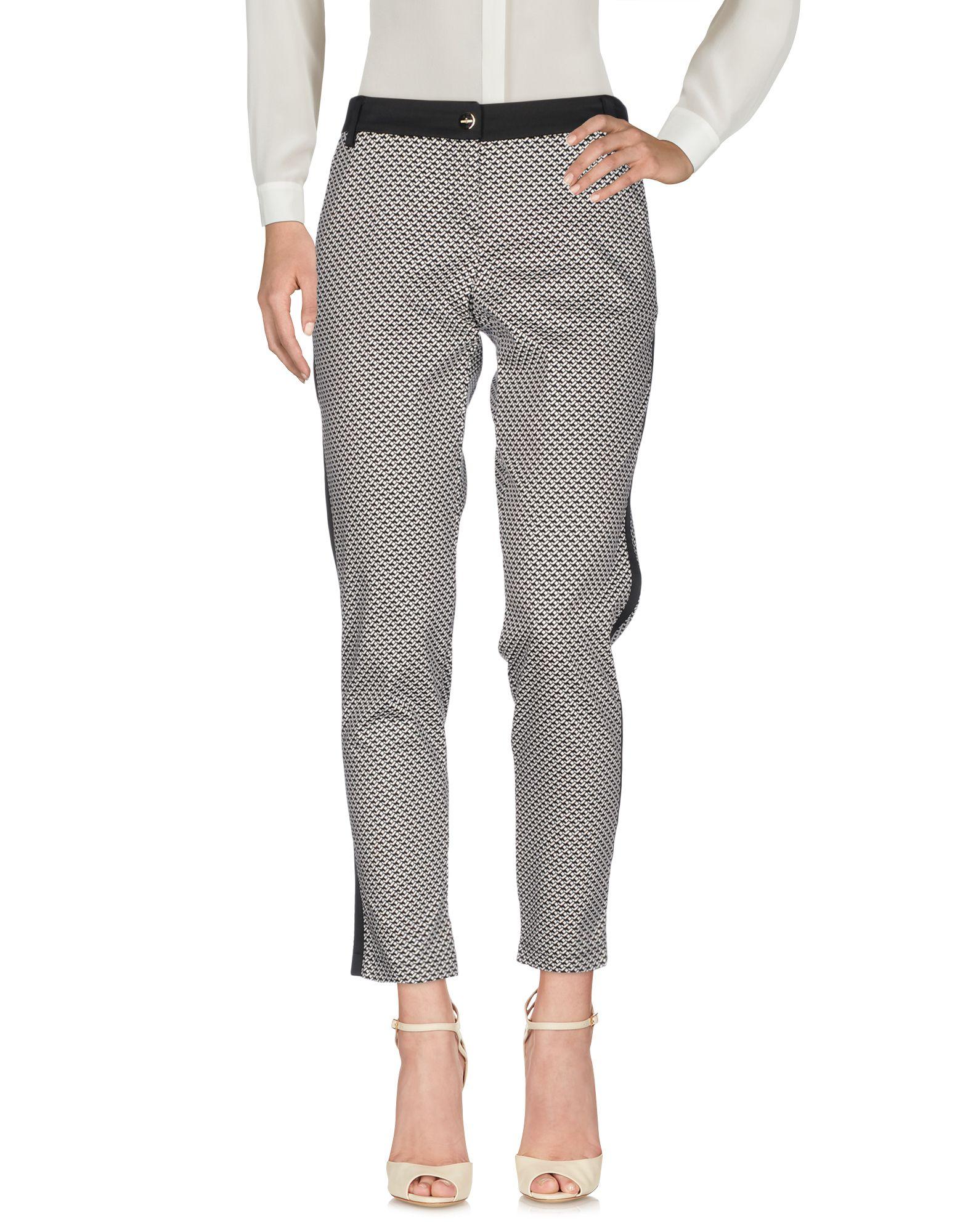 Фото WHO*S WHO Повседневные брюки. Купить с доставкой