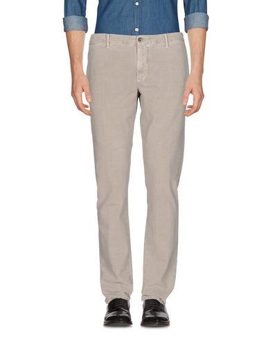 Купить Повседневные брюки от INCOTEX светло-серого цвета