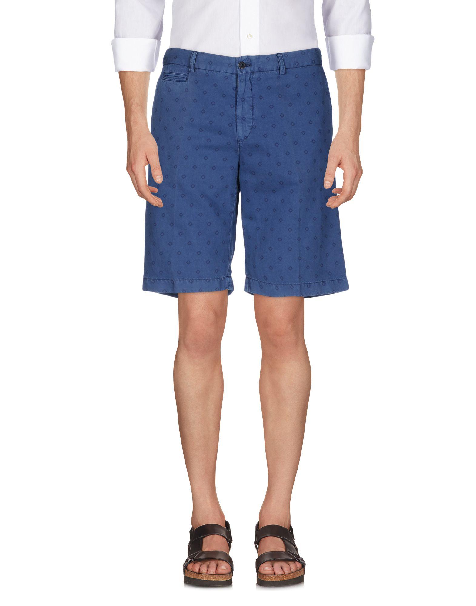 ALTEA dal 1973 Бермуды altea dal 1973 джинсовая рубашка