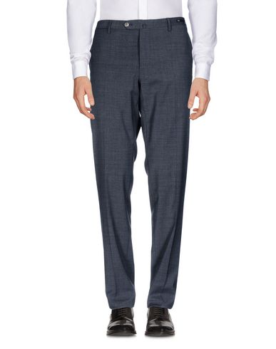 Фото - Повседневные брюки от PT01 цвет стальной серый