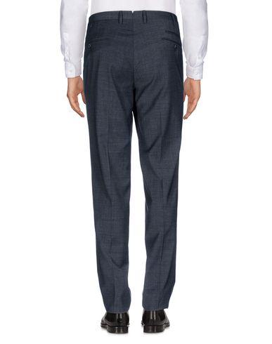 Фото 2 - Повседневные брюки от PT01 цвет стальной серый