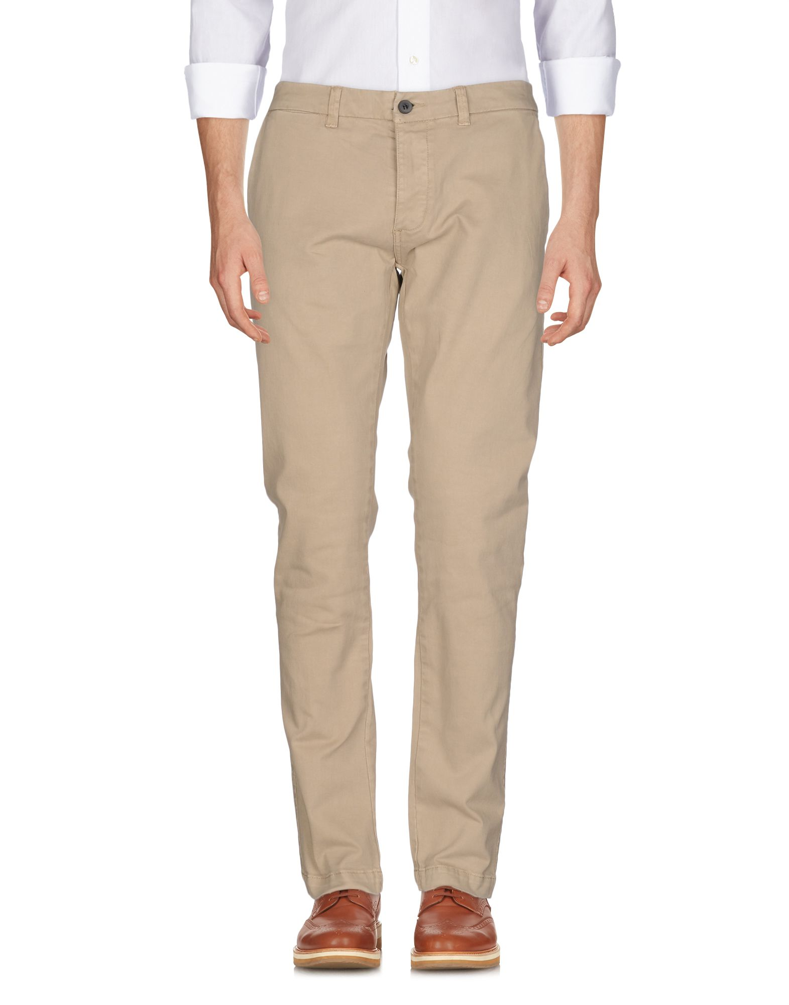 где купить QU4TTRO Повседневные брюки по лучшей цене