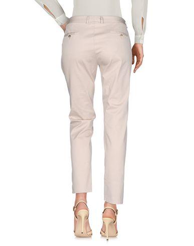 Фото 2 - Повседневные брюки от CIVIDINI бежевого цвета