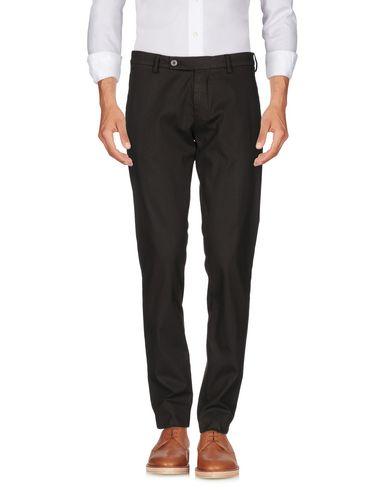 Фото - Повседневные брюки от BERWICH темно-коричневого цвета