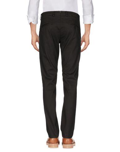 Фото 2 - Повседневные брюки от BERWICH темно-коричневого цвета