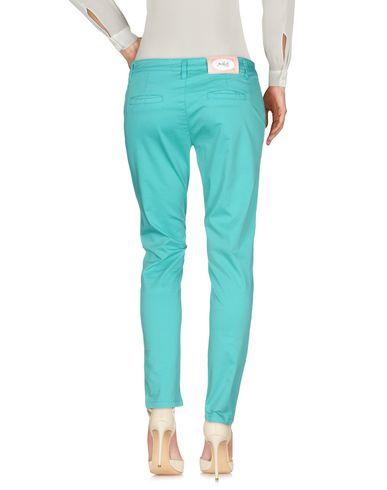 Фото 2 - Повседневные брюки от MISS NENETTE бирюзового цвета