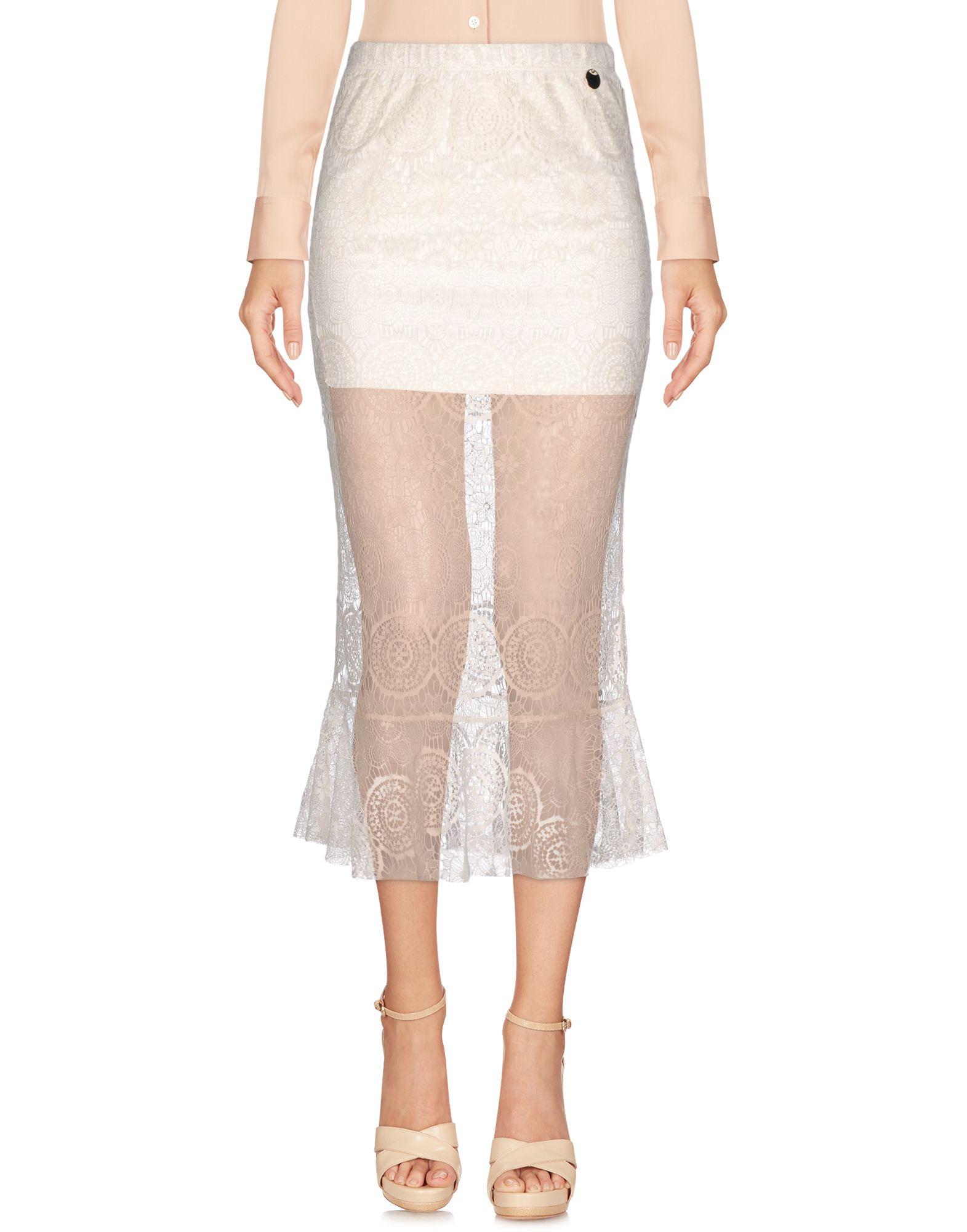 DENNY ROSE Юбка длиной 3/4 isaia юбка длиной 3 4