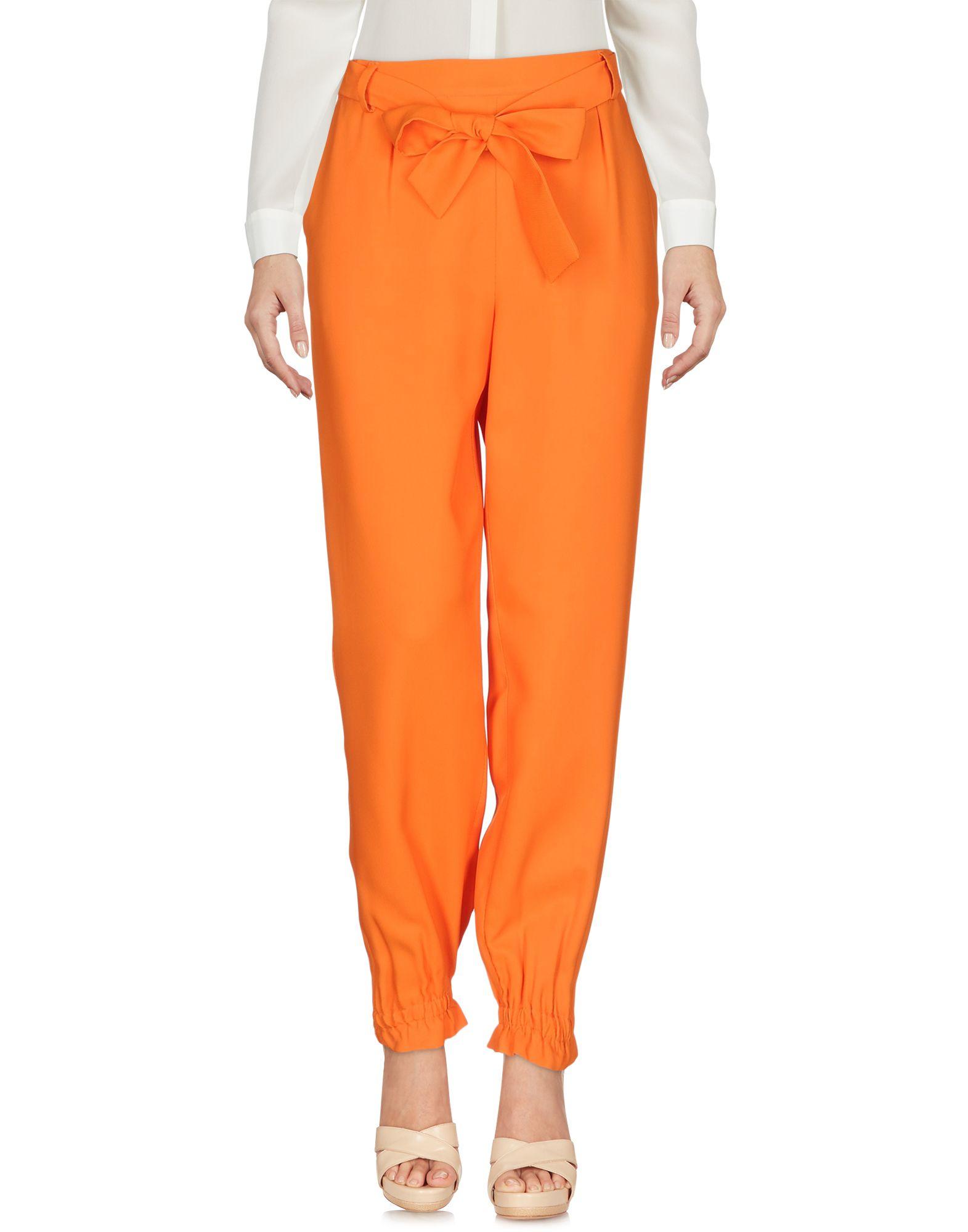MSGM Повседневные брюки брюки yarmina yarmina ya007ewyjo45