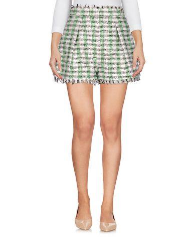 Фото - Повседневные шорты от MSGM зеленого цвета