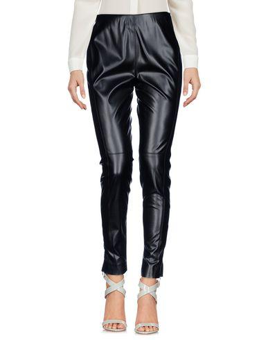 Фото - Повседневные брюки от MSGM черного цвета