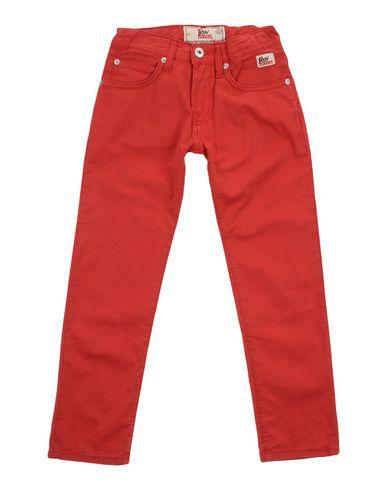Фото - Повседневные брюки красного цвета