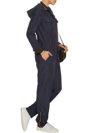 RAG & BONE Clare twill jumpsuit