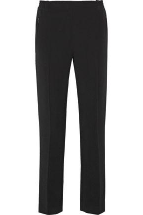 BELSTAFF Baines crepe straight-leg pants
