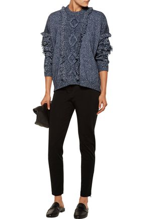BELSTAFF Booth cotton-blend twill skinny pants