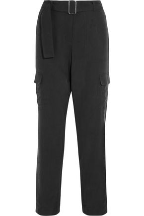 EQUIPMENT FEMME Manon washed-silk pants