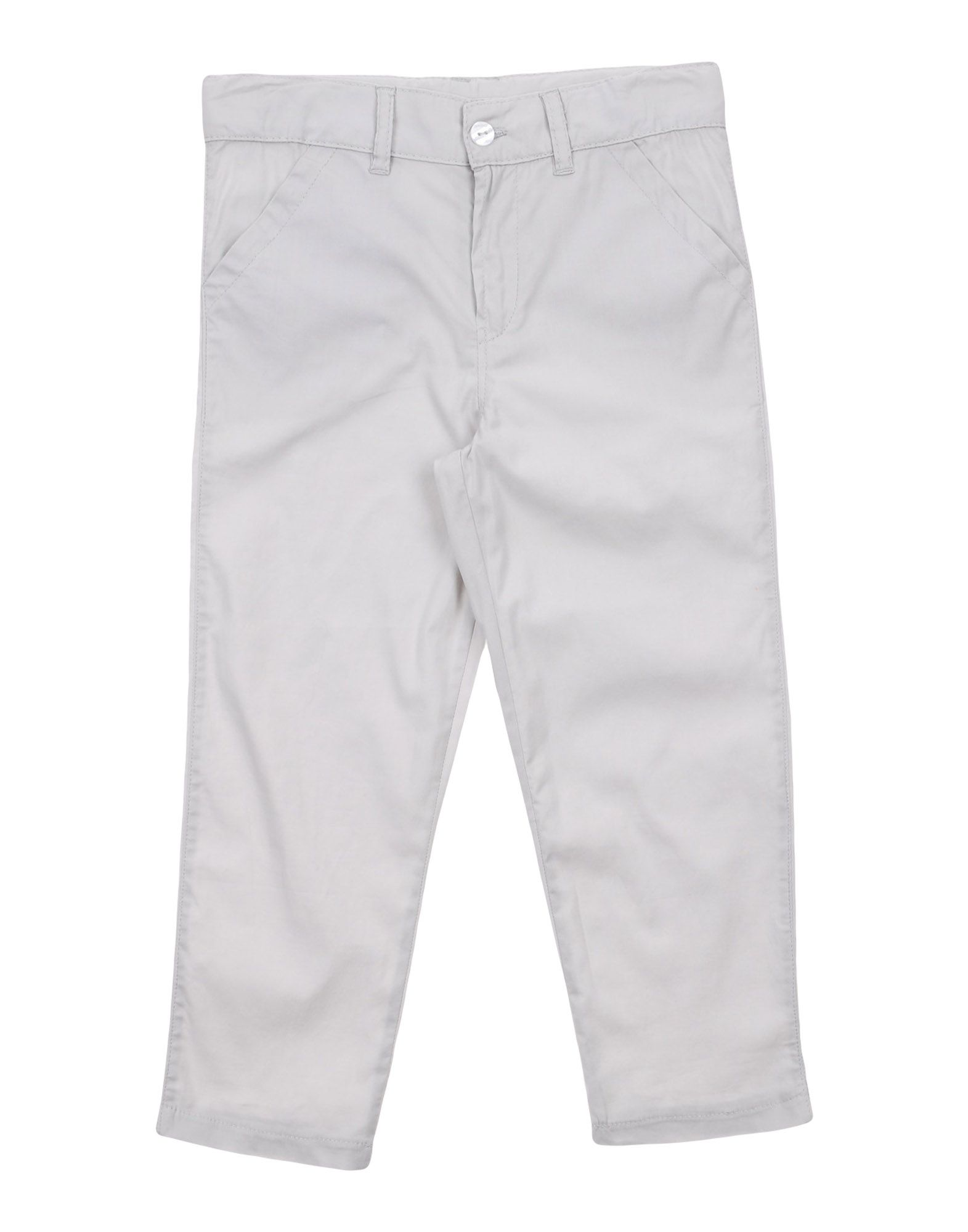Coccodé Kids' Casual Pants In Gray