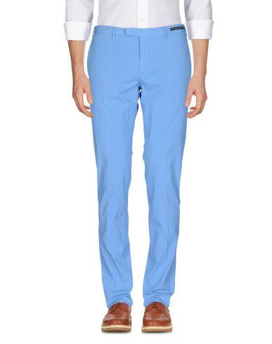 Купить Повседневные брюки от PT01 небесно-голубого цвета