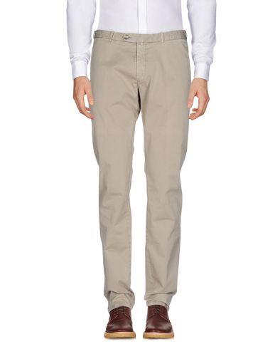 Купить Повседневные брюки от LUIGI BORRELLI NAPOLI цвет песочный
