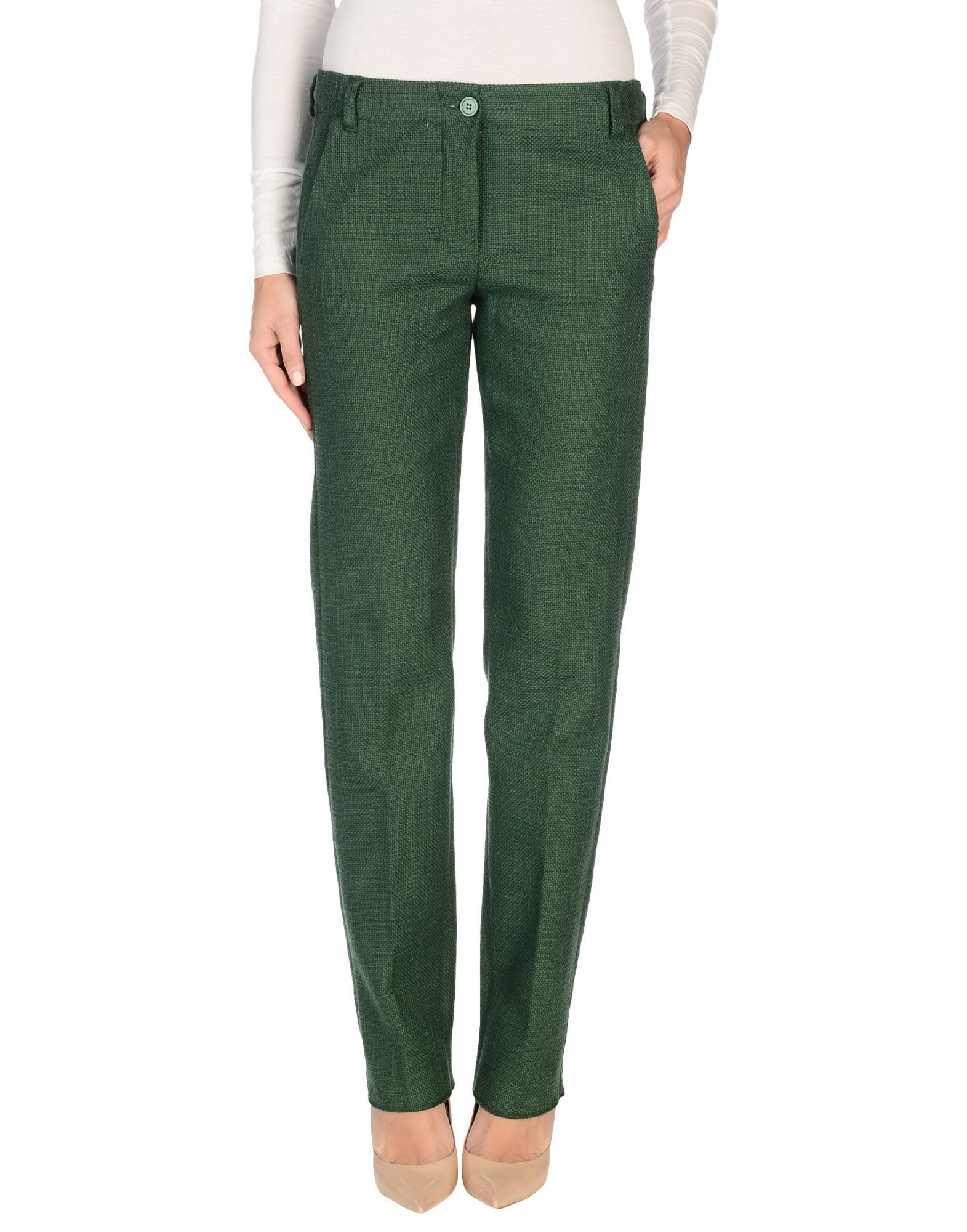 цена 'S MAX MARA Повседневные брюки онлайн в 2017 году