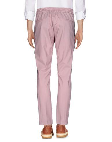 Фото 2 - Повседневные брюки от MSGM цвет телесный