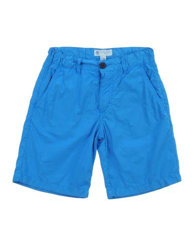 Фото - Бермуды синего цвета